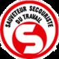 pictogramme du sauveteur secouriste du travail SST